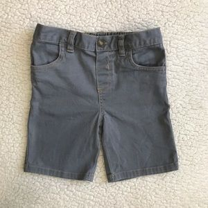 ⭐️4/$15 Bundle WonderKids Grey Colored Shorts